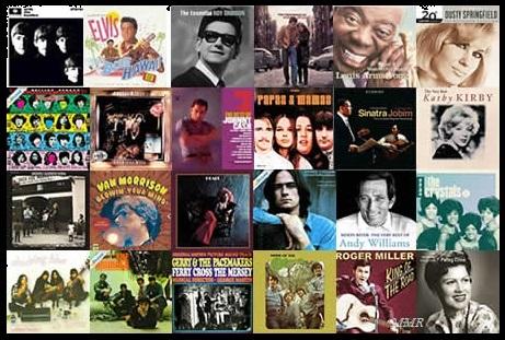 week van de jaren 60 radio 5